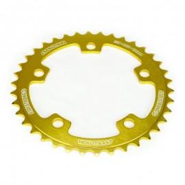 Stay Strong 6061 Alloy 5 Bolt Chainring Gold