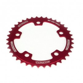 Stay Strong 6061 Alloy 5 Bolt Chainring Red