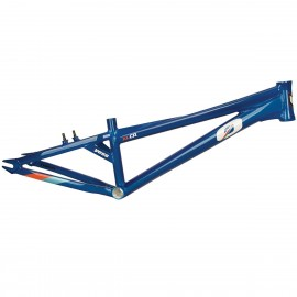 Yess Bmx Race Frame Type O Blue