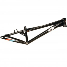 Yess Bmx Race Frame Type O Black