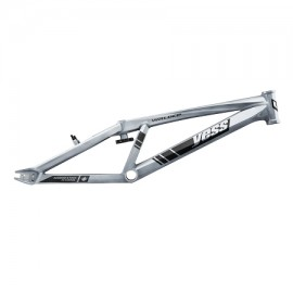 Yess Bmx Race Frame Elite World Cup Silver