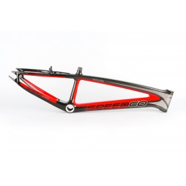 Speedco Velox Carbon Frame Gloss Red