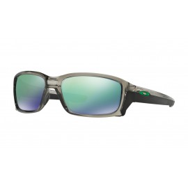 Oakley Straightlin, Gray Ink / Jade Iridium