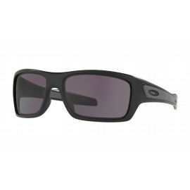 Oakley Turbine, Matte Black / Warm Gray