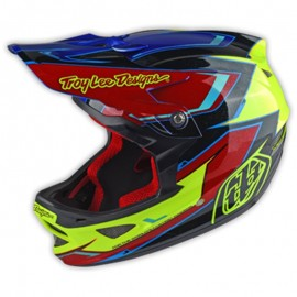 Troylee designs D3 2017 Composite Cadence Yellow/Red