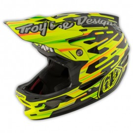 Troylee designs D3 2017 Carbon Mips Code Yellow