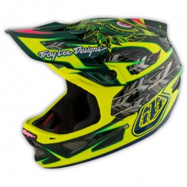 Troylee designs D3 2017 Carbon Mips Nightfall Green