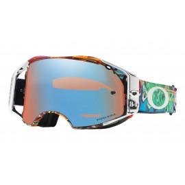 Oakley Airbrake Goggle, Herlings Signature Graffito Rwb / Prizm Sapphire