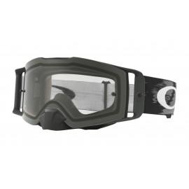 Oakley Frontline Goggle, Matte Black / Clear