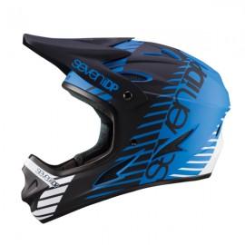 Seven 7iDP M1 FullFace Helmet, Tactic Blue
