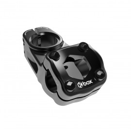 Box Two Top Load Stem 22.2mm Black
