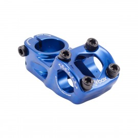 "Box Two Top Load 1"" Stem 22.2mm Blue"