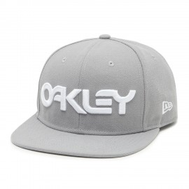 Oakley Mark 2 Novelty Snap Back, Stone Gray