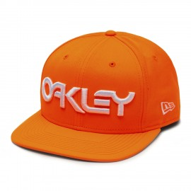 Oakley Mark 2 Novelty Snap Back, Neon Orange