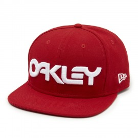 Oakley Mark 2 Novelty Snap Back, Red Line
