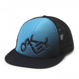 Oakley Novelty Logo Trucker, Atomic Blue