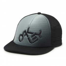Oakley Novelty Logo Trucker, Arctic Surf