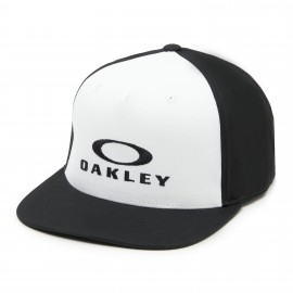 Oakley 110 O-Justable FlexFit Hat, White