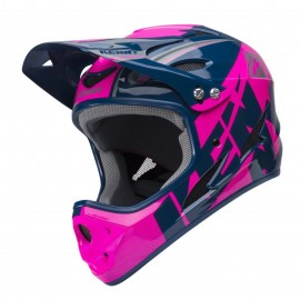 Kenny Downhill Helmet 2018 Navy/Pink