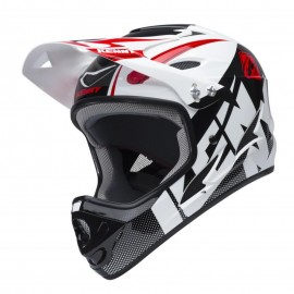 Kenny Downhill Helmet 2018 White/Black
