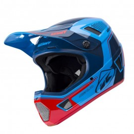 Kenny Scrub Helmet 2018 Blue/Red