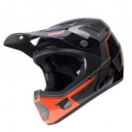 Kenny Scrub Helmet 2018 Grey/Coral