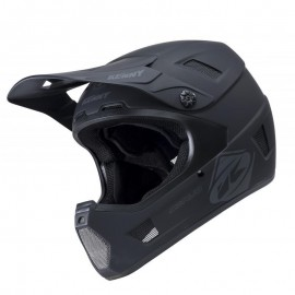 Kenny Scrub Helmet 2018 Matte Black