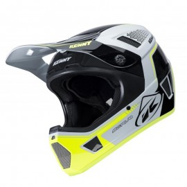 Kenny Scrub Helmet 2018 White/Yellow