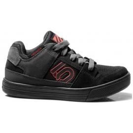 Fiveten Freerider Kids BMX Shoes Black/Red