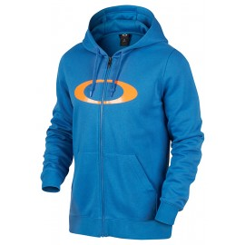 OAKLEY DWR ELLIPSE FZ HOODIE California Blue