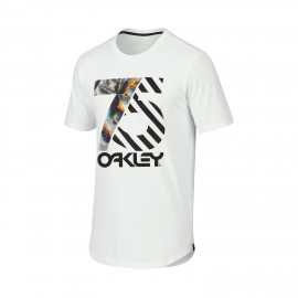 Oakley Palm 75 Tee White