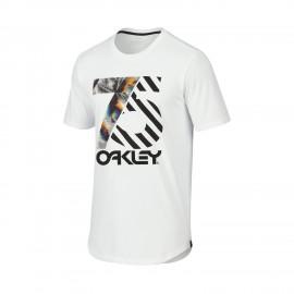 Oakley Palm 75 Tee White