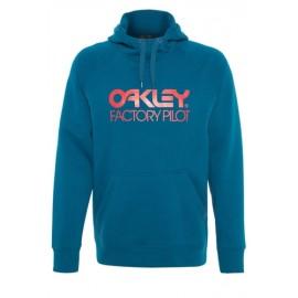 Oakley Factory Pilot Hoody Large Moroccan Blue