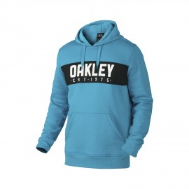 Oakley Hooded Fleecie Hoodie S Lake Blue