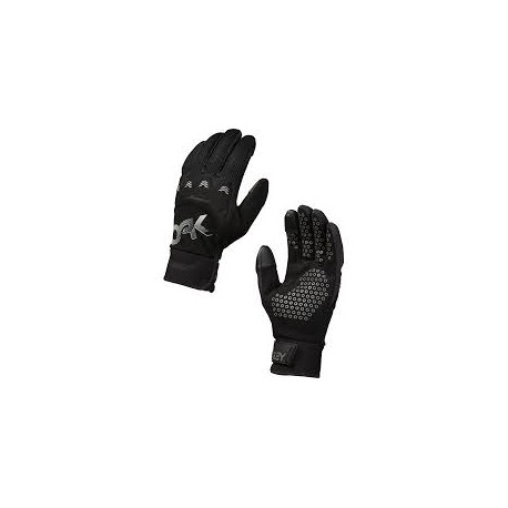 Oakley Factory Pipe Glove Jet Black