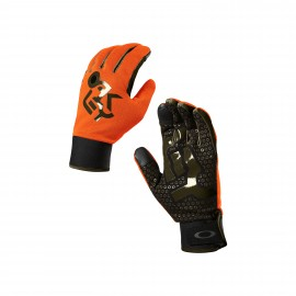 Oakley Factory Park Glove Flare Orange