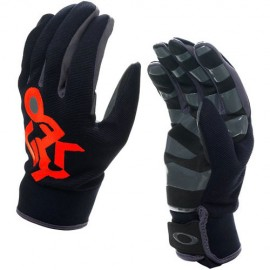 Oakley Sandplant Glove Black/Red