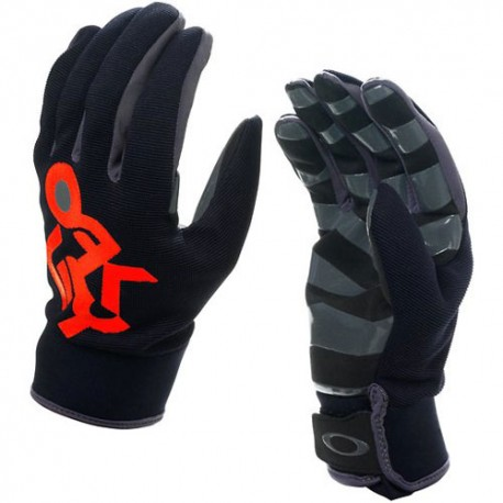 Oakley Sandplant Glove Black/Red