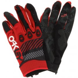 Oakley Automatic Glove Red Line