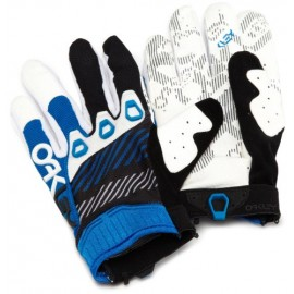 Oakley Automatic Glove Blue Line