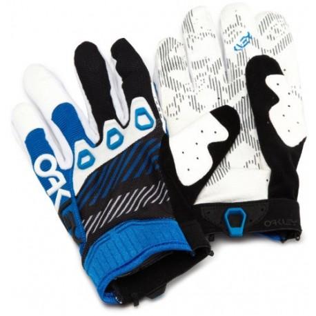 Oakley Automatic Glove Blue Line