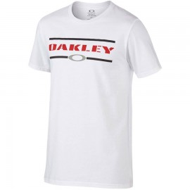 Oakley Stacker T-shirt  White