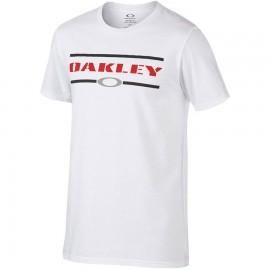 Oakley Stacker T-shirt  White