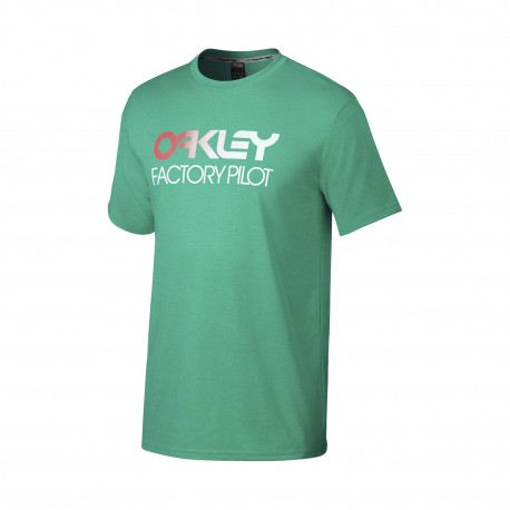 Oakley Shifter T-shirt Large Peacock
