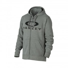 Oakley Ellipse Nest FZ Fleece Hoodie ZIP Grantie Heather