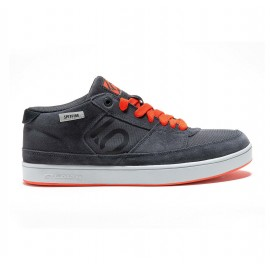Fiveten Spitfire BMX Shoes Dark Grey / Orange