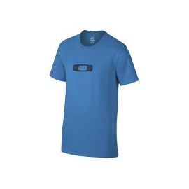 Oakley Square me T-shirt Large Blue Spruce