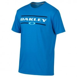 Oakley Stacker T-shirt XX-Large  Pacific Blue