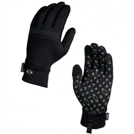 Oakley Diamondback Fleece Glove Jet Black