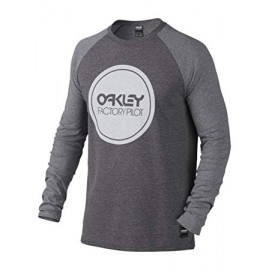Oakley FP L/S KNIT Jersey Long Sleeve Jet Black